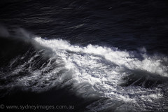 Tearing Up (Mark Merton) Tags: blue water whitewater surf manly australia foam nsw aerialphoto swell breaking froth markmertonphotography