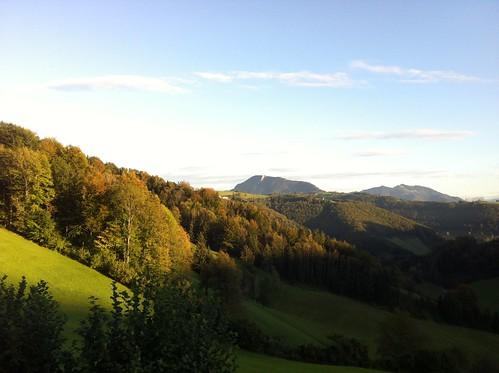 Kleinschönleiten Laussa, Austria 2012