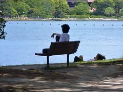 Jp16-Fukuoka-Lac-Parc Ohori (4) (jbeaulieu) Tags: japon fukuoka parc ohori lac