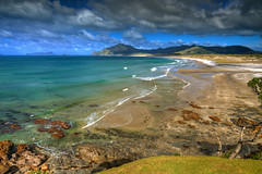 Pacific Solitude (hapulcu) Tags: newzealand northisland nz northland pacific whangarei beach kiwi winter