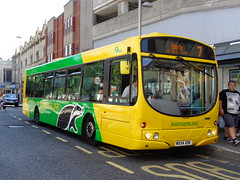 First Badgerline 66726 (welsh bus 16) Tags: first badgerline westofengland volvo b7rle wright eclipse 66726 wx54xdk westonsupermare