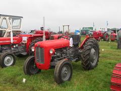 AVTMC 33rd VINTAGE RALLY 2016 (RON1EEY) Tags: avtmc33rdvintagerally2016 tractor vintage classic diesel ayr masseyferguson