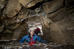 _DCP9902 (ChunkyCaver) Tags: water waterfall cave caving caver spelunking diccanpot