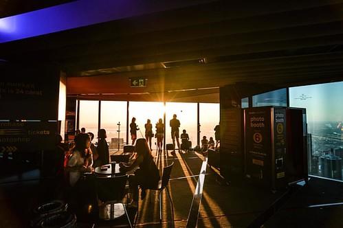 Skydeck view 😮 / Melbourne VIC Australia