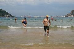 48 Travesía a nado del Paseo Nuevo - Absoluto [Llegada + Premios] (CD Fortuna KE) Tags: travesia paseo nuevo natacion mar