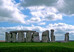 Stonehenge (richard.scott1952) Tags: afternoon air summer cloud clouds color colorful colour colourful cool environment landscape scene scenic sky solid stone sun sunshine temple travel trip tradition ancient mystery religion