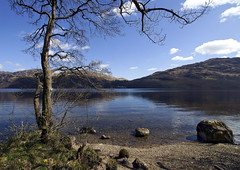 Loch Lomond (donachadhu) Tags: april bonnie scotland lochlomond sonyslta77v