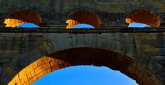 Pont du Gard (Jean-Paul Granier) Tags: pontdugard aqueduc pierre bridge pont gard