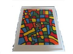 DSCF0665 (ferenc.puskas81) Tags: arte quadri milano art pictures paint pittura davidenido cittplastiche serigrafia