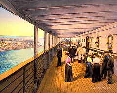 Digital Pastel and Pencil Drawing of a Steamship Promenade Deck by Charles W. Bailey, Jr. (Charles W. Bailey, Jr., Digital Artist) Tags: steamship steamer promenadedeck germany europe photoshop photomanipulation topaz topazlabs topazdejpeg topazdenoise topazrestyle topazclarity topazimpression topazdetail topazadjust akvissketch alienskin alienskinsoftware alienskinexposure drawing pastel pasteldrawing pencil pencildrawing art fineart visualarts digitalart artist digitalartist charleswbaileyjr