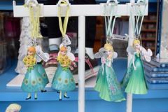 Disneyland Visit 2016-08-21 - Downtown Disney - Anna and Elsa's Boutique - Frozen Fever Ornaments (drj1828) Tags: us disneyland dlr anaheim california visit 2016 downtowndisney