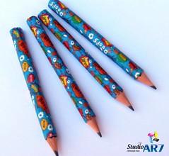 Mini lápis (Studio Ar7) Tags: festa aniversário infantil menina mulhermaravilha colorir kitcolorir maleta maletinha lápis minilápis personalizado studioar7 alinepriscilla nhandeara