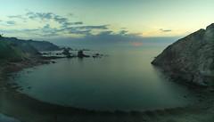 Una versin de una de las playas ms bonitas de Asturias. La playa del silencio #sir_house #beach #atardecer #horaazul #nikon #espaa #nikon #d7100 #asturias #playadelsilencio (jcasas_10) Tags: nikon asturias d7100 espaa playadelsilencio horaazul atardecer beach sirhouse