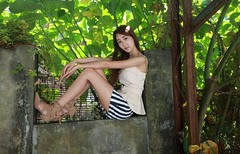 IMG_4856 (c0466art) Tags: lovely cute pretty university taiwan girl  beautiful eyes figure slim long hair sweet smile nextdoor kind charming gorgeous out door portrait light canon 1dx c0466art