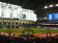 Houston 2 (MFHarris) Tags: houston astros minutemaid texas ballpark americanleague nationalleague baseball stadium
