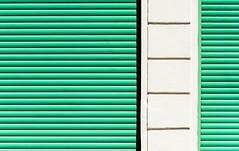 green lines (Lunor 61) Tags: abstract abstrakt minimal minimalismus minimalism architecture architektur urban facade fassade lines linien green gruen white weis