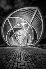 ~ Pasarela 2 ~ (B.B.H.70) Tags: walkthisway bridge puente madridro madrid spain espaa
