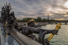(charlesmoulin) Tags: eiffeltower building uga canon 6d landscape photography view panorama pano water cityscape city bridge france europ europe paris