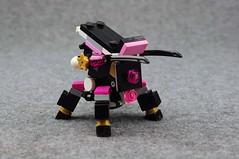Alternate Melee Armor (Deltassius) Tags: ijad space alien lego frame mech mecha robot war military mf0 mfz mobile zero scrambler