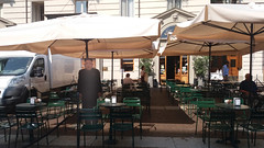 Torino (risotto al caviale) Tags: piazzacarignano café kimjongil