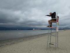 Baywatch - extend your arms and gliiide! (misiekmintus) Tags: baywatch vancouver bc canada