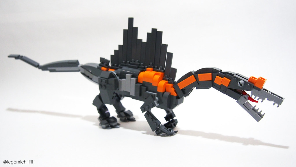 The world 39 s most recently posted photos of jurassic and - Lego dinosaurs spinosaurus ...