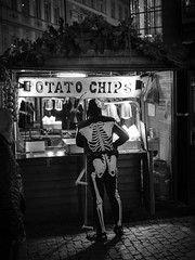 P9210502.jpg (brodecva) Tags: death potato chips stand funny ordering smile scythe grim reaper prague wenceslas square fair night