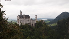 Neuschwanstein Castle, Germany (bbroggie) Tags: neuschwanstein castle germany king ludwig bavaria kingludwig neuschwansteincastle ludwigiiofbavaria disneyland sleepingbeautycastle