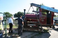 12 (Hampton & Kempton Waterworks Railway.) Tags: darent arrives loop