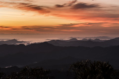 New England Sunrise (Eduardo_il_Magnifico) Tags: sunrise sky colour mountains clouds morning early landscape newengland ebor armidale newenglandnationalpark newsouthwales nsw australia nikond750 tamron90mmmacrovcusm tripod
