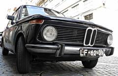 Porto 2016 - BMW 1602 01 (Markus Lüske) Tags: portugal porto oporto douro rallye bmw bmw1602 rennen street strase lueske lüske