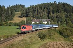 1116 077 mit R 1541 bei Freudenthal (3152) (oebbtrainspotting) Tags: summerauerbahn 1116 rh1116 1541 r1541 bdpee bdpee231 semmelbauer semmelhof bb mhlviertel