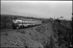 Taconite Harbor, MN (capwell) Tags: leica train trains ilfordhp5 m6 funits funit taconiteharbor cliffserie ltvsteel erieminingcompany taconiteharbormn
