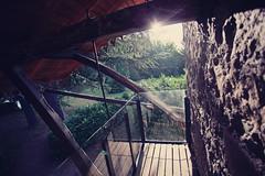 Balcon de la ferme