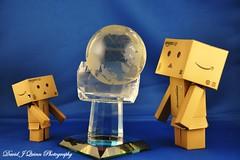 DANBO GOES GLOBAL (weasteman) Tags: toy danbo revoltech danboard minidanbo weasteman danbolove revoltechdanbo projectdanbo