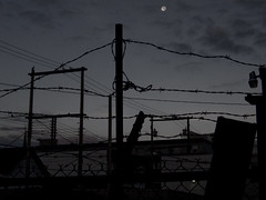 moon musics (Eldon Underhill) Tags: wires september2012 jujuscores moonmusics songofthewiresserenadingthemoon
