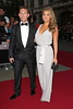 Nick Candy and Holly Valance at The GQ Men of the Year Awards 2012