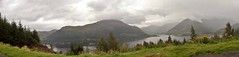 Panorama of Loch Duich from Mam Ratagan. (Gooders2011) Tags: lochduich skyeferry mamratagan