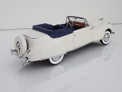 1941 Lincoln Continental Cabriolet (JCarnutz) Tags: continental lincoln 1941 diecast franklinmint 124scale