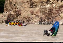 Rafting at Leh (akshath) Tags: trip india bangalore leh himalayas shetty ladhak akshath akshathkumar