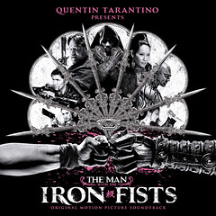 RZA presents: The Man with the Iron Fists OST