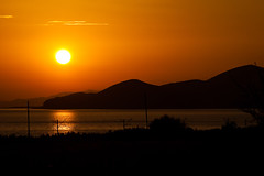 Sunset on Lake Sevan (Dr. Harout) Tags: sunset sony armenia amount dyxum tsapatagh sal75300 gegharkunik dslra700