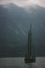 (Laszlo_Gerencser) Tags: film boat garda tc konica expired 135mm autoreflex hexanon