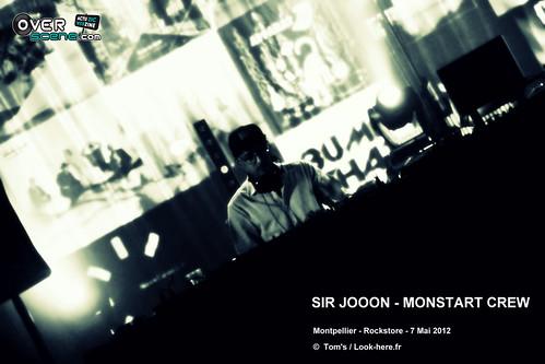 SIR JOOON @ Rockstore - Montpellier - 2LOGO
