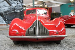 Alfa Romeo Coach 8C 2.9A 1936 - Schlumph Museum - 01 (Rally Pix) Tags: museum 1936 coach alfa romeo 8c 29a schlumph