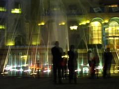 (meeeeeeeeeel) Tags: people music abstract fountain colors lights experimental nightlights dancing queen johannesburg montecasino dancetheshutter dancethecamera ohmygodiloveitsomuch