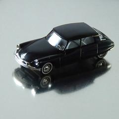 Citron DS 19 (cangaroojack) Tags: auto cars car model wiking citroen models ds autos 187 19 busch modelcars modelcar dinky pralin herpa modellauto h0 modellautos norev euromodell