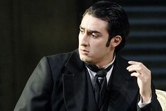 Cast change: Charles Castronovo to replace Vittorio Grigolo in La rondine