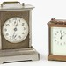 110. Two Carriage Clocks