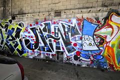 JOHN 5 (STILSAYN) Tags: show john graffiti oakland bay berkeley 5 east special canvas area delivery 2012 endless